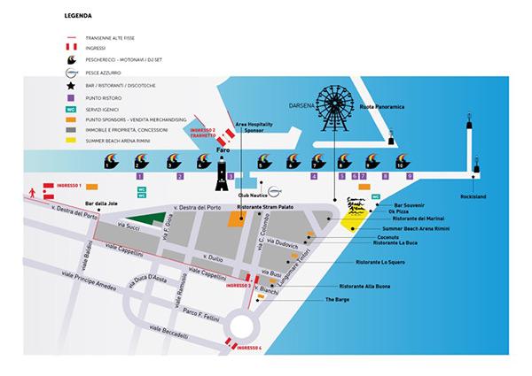 molo street parade rimini 2018 riccione beach hotel economici riccione mappa
