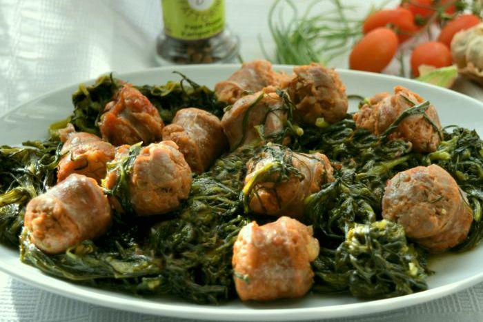 ricetta-lischi-con-salsiccia